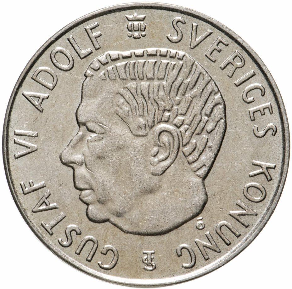купить Швеция 5 крон 1955