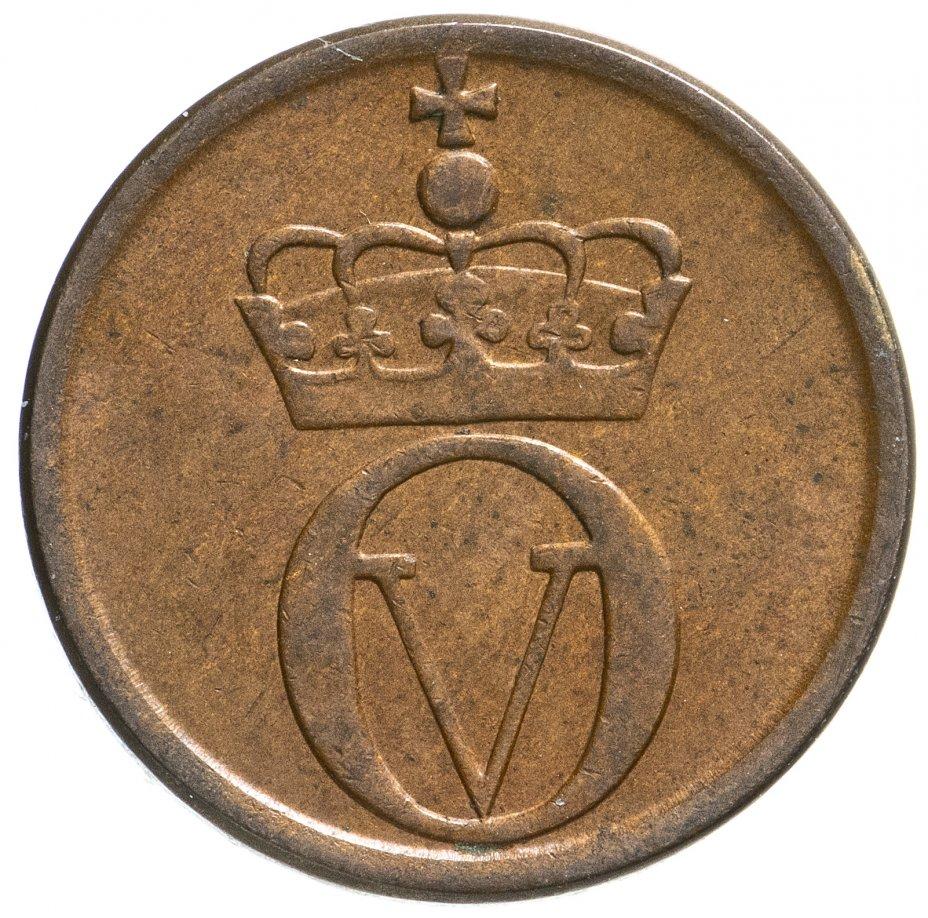 купить Норвегия 2 эре (ore) 1959-1972, случайная дата