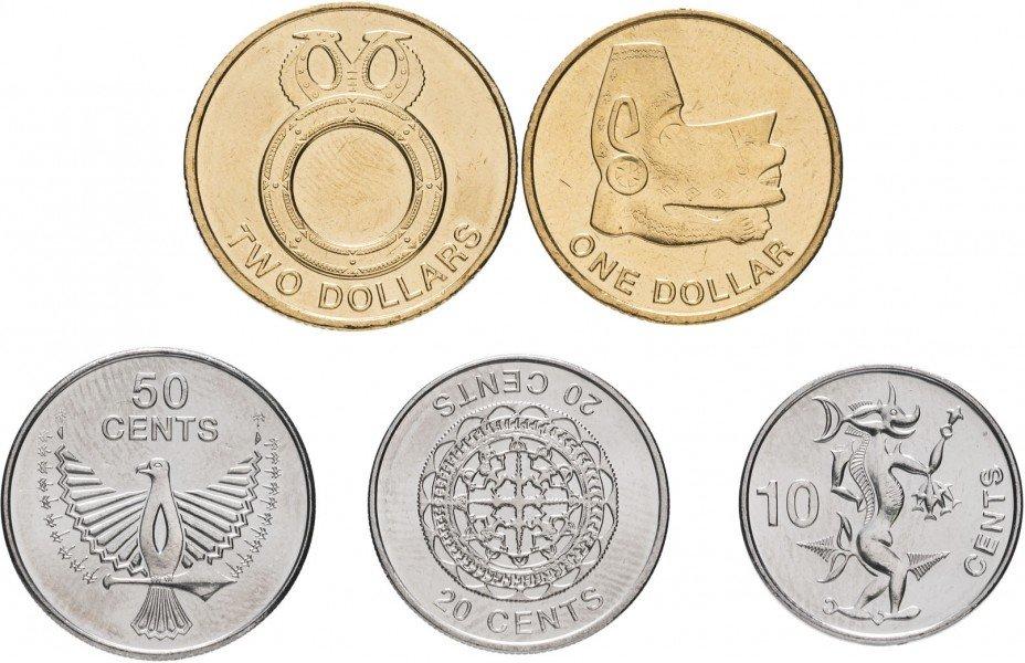 купить Соломоновы острова набор монет 2012 (5 штук)