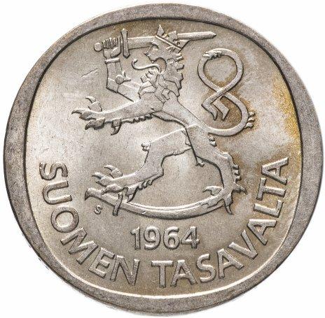 купить Финляндия 1 марка 1964