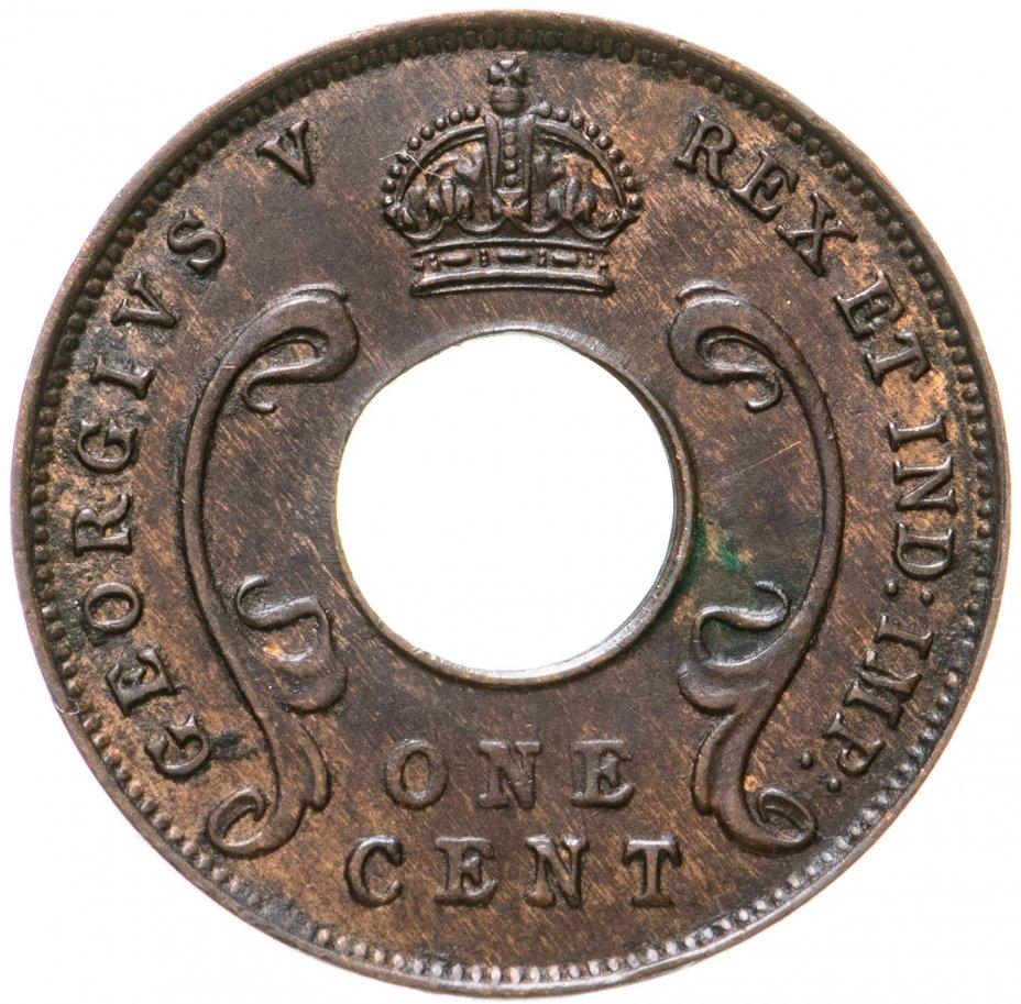 купить Британская Восточная Африка 1 цент (cent) 1923