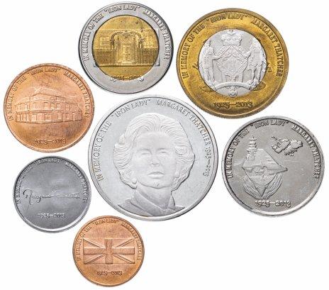 купить Остров Редонда набор из 7 монет 2013