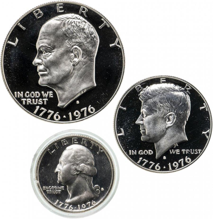"""купить Набор США 1976 """"200 лет независимости"""""""