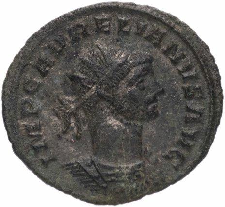 купить Римская Империя Аврелиан 270–275 гг антониниан (реверс: император пожимает руку Конкордии)