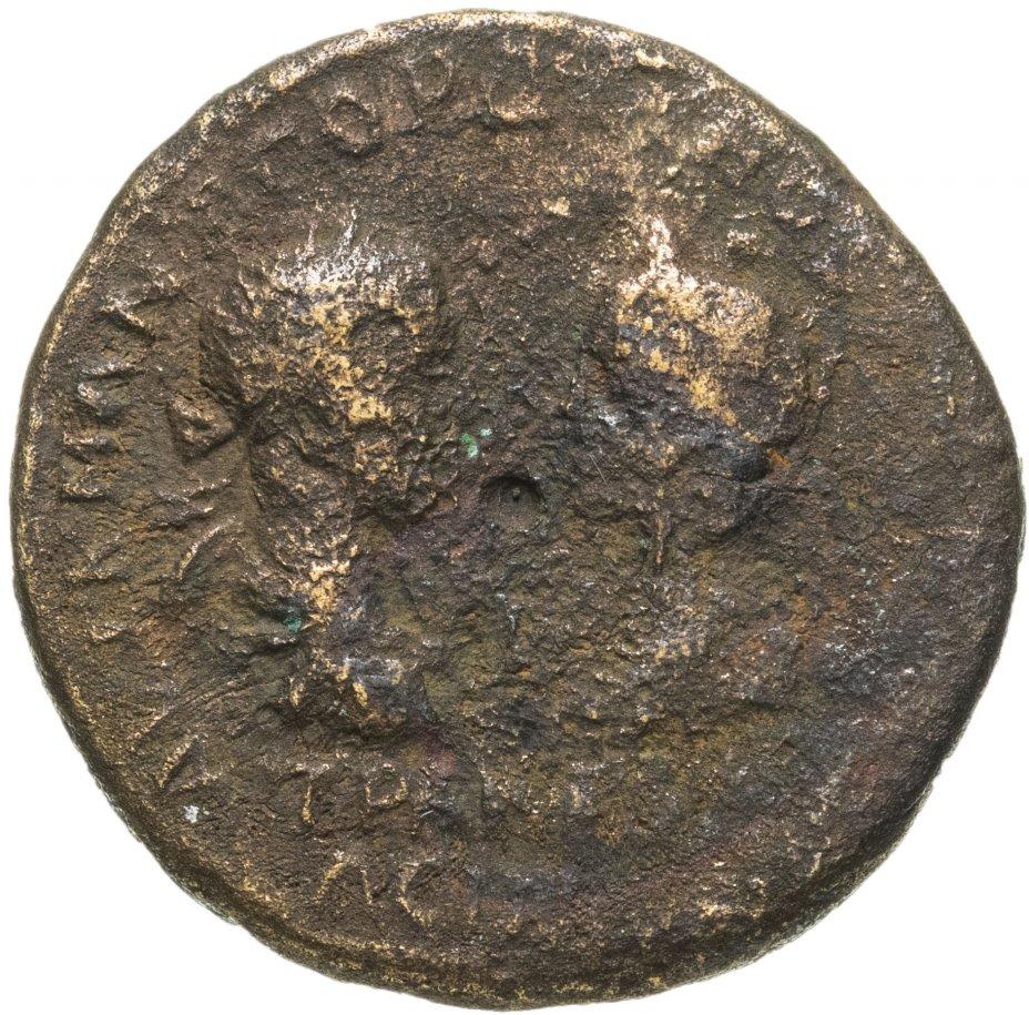 купить Римская империя, провинция Нижняя Мезия, Гордиан III и Транквиллина, 238-244 годы, Пентассарий.(Tertullianus, legatus consularis)