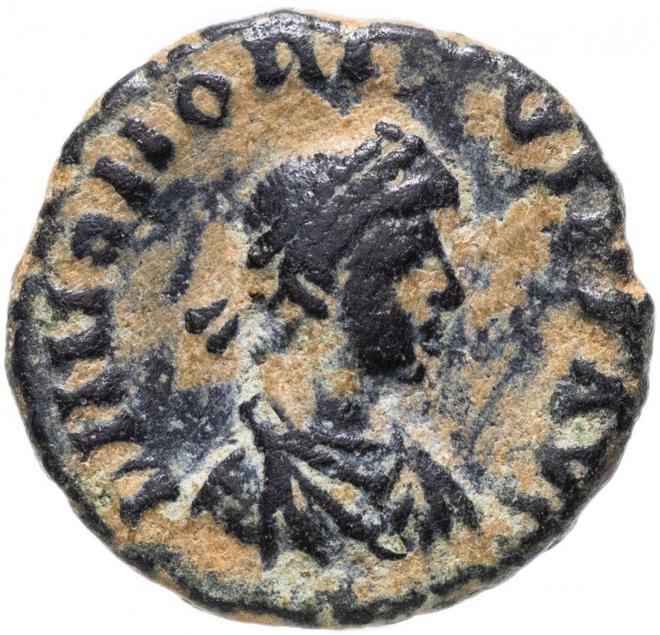 купить Римская империя, Гонорий, 393-423 годы, нуммий.