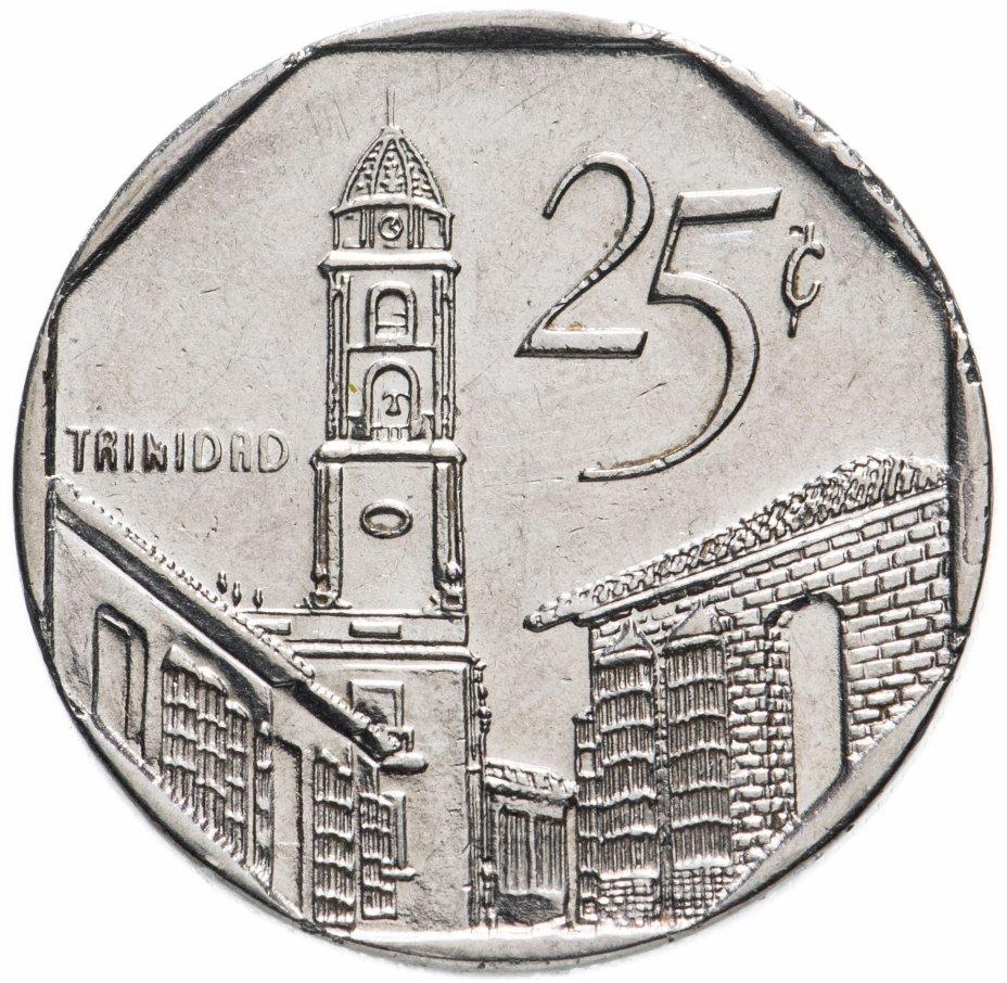 купить Куба 25 сентаво (centavos) 2006