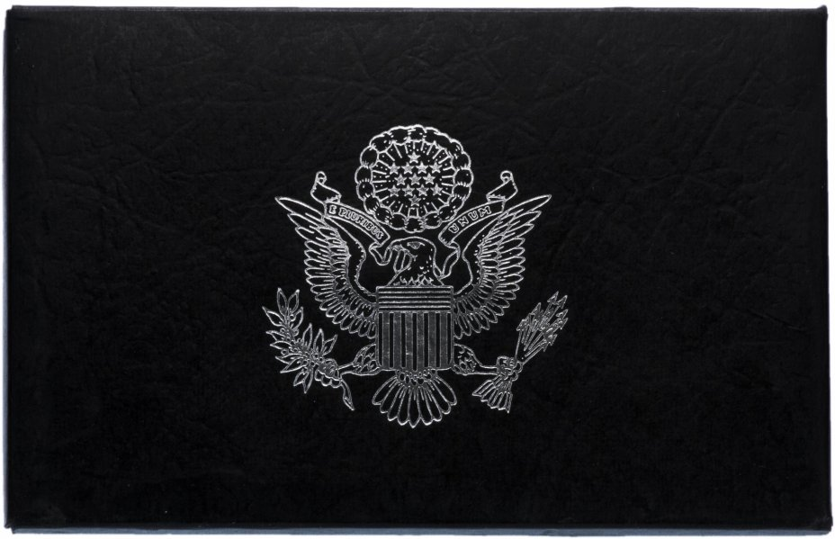 купить США Набор монет 1992 S Silver proof с сертификатом