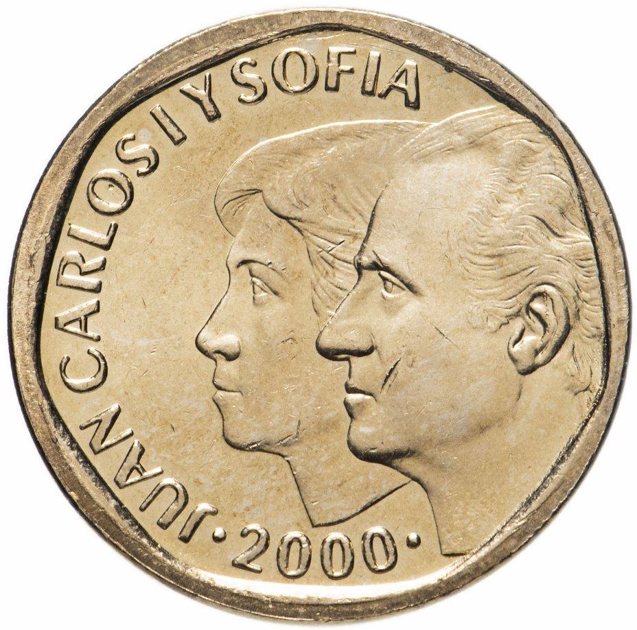 купить Испания 500 песет (pesetas) 2000