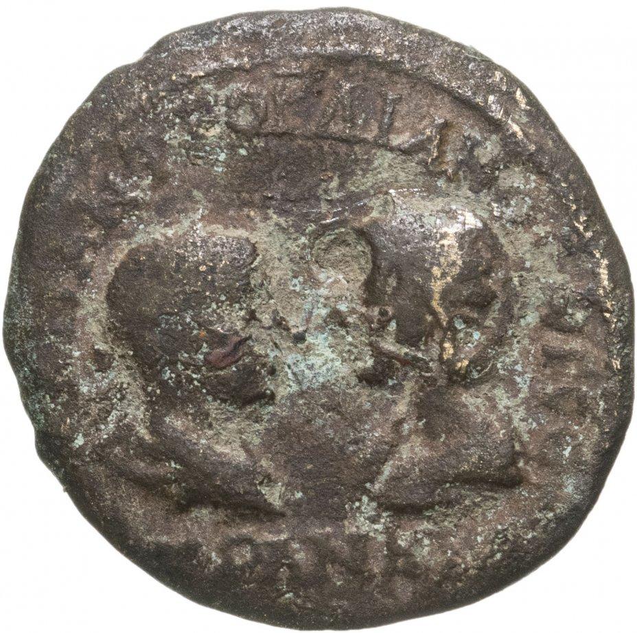 купить Римская империя, провинция Фракия, Гордиан III и Транквиллина, 238-244 годы, Пентассарий.