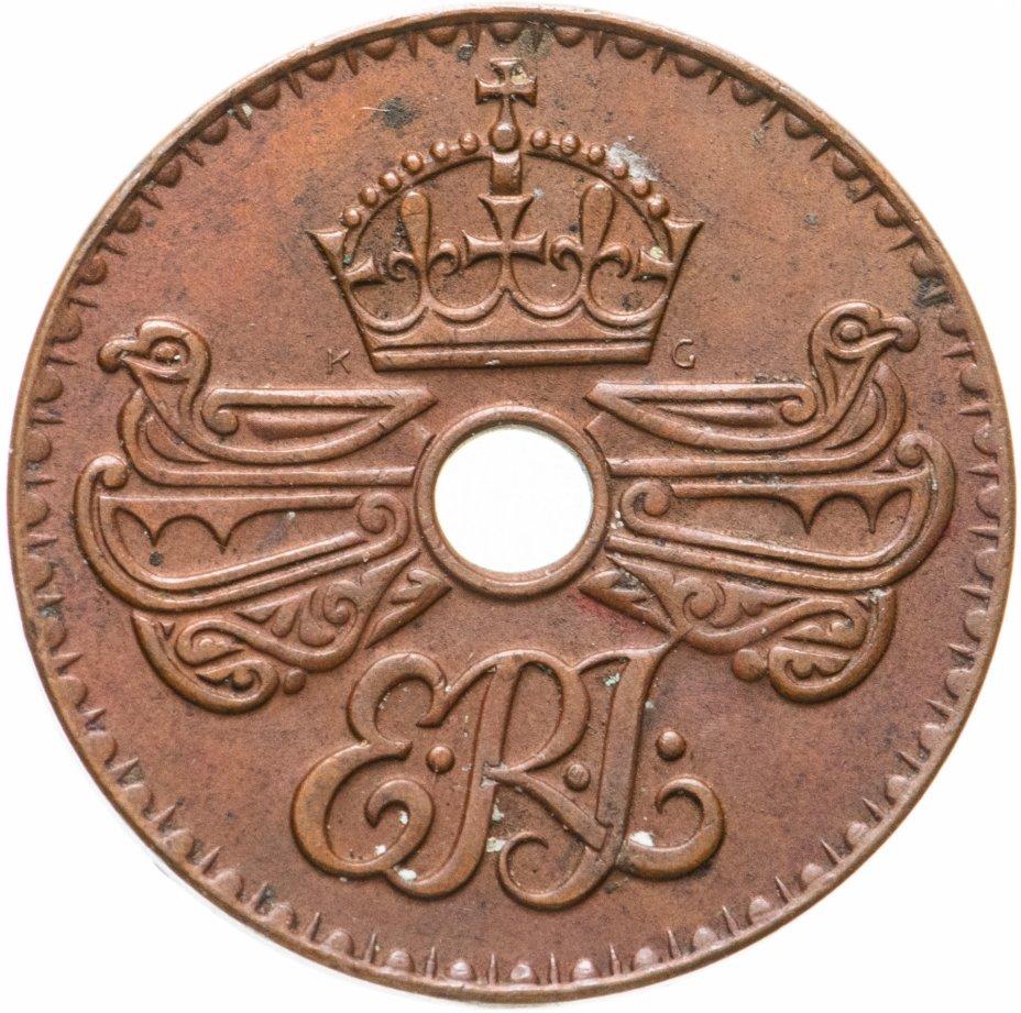 купить Новая Гвинея 1 пенни (penny) 1936