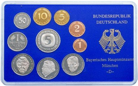 купить Германия набор из 10 монет 1999