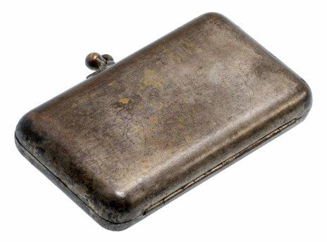купить Cтаринный кошелек с накладкой