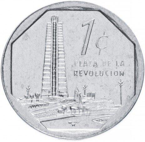 купить Куба 1 сентаво (centavo) 2015 CUC
