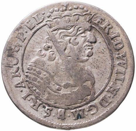 купить Пруссия 18 грошей (орт) 1685 Фридрих Вильгельм