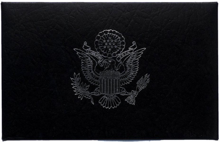 купить США Набор монет 1998 S Silver proof с сертификатом