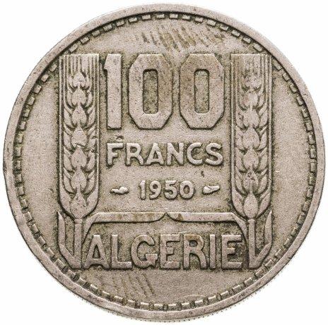 купить Алжир (Французская колония) 100 франков 1950