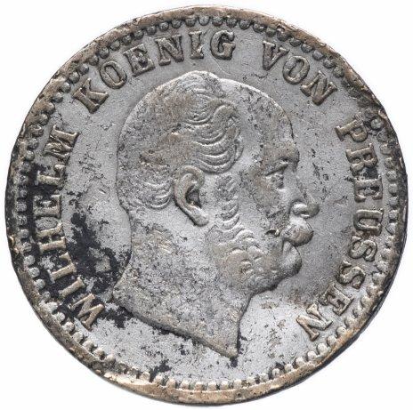 """купить Германия (Пруссия) 1 грош 1870 """"В"""""""