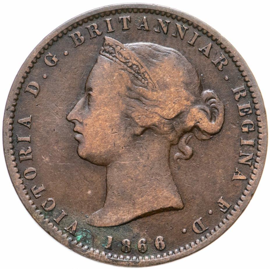 купить Джерси 1/13 шиллинга (shilling) 1866