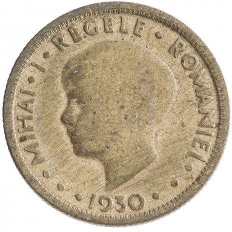купить Румыния 5 лей 1930