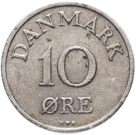 купить Дания 10 эре 1949 - 1960 случайный год