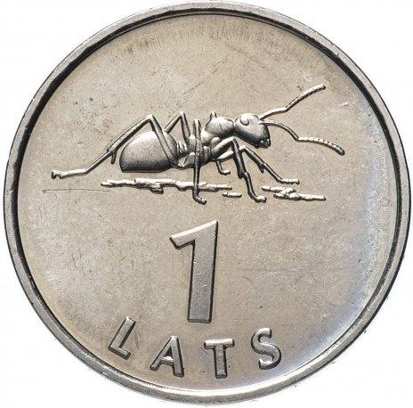 """купить Латвия 1 лат 2003 """"Муравей"""""""