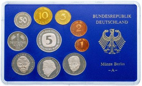 купить Германия набор из 10 монет 1996