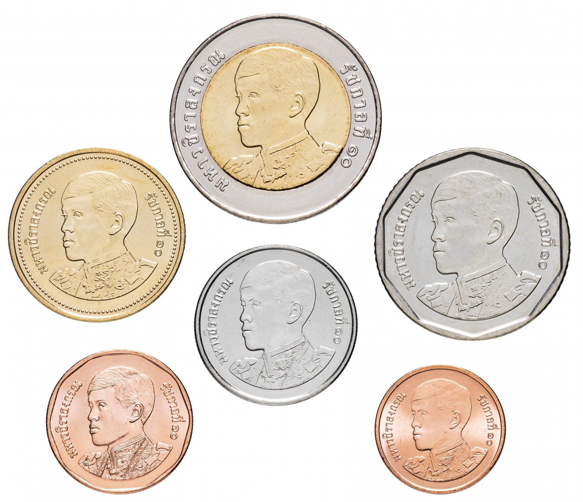 монеты тайланда картинки нее