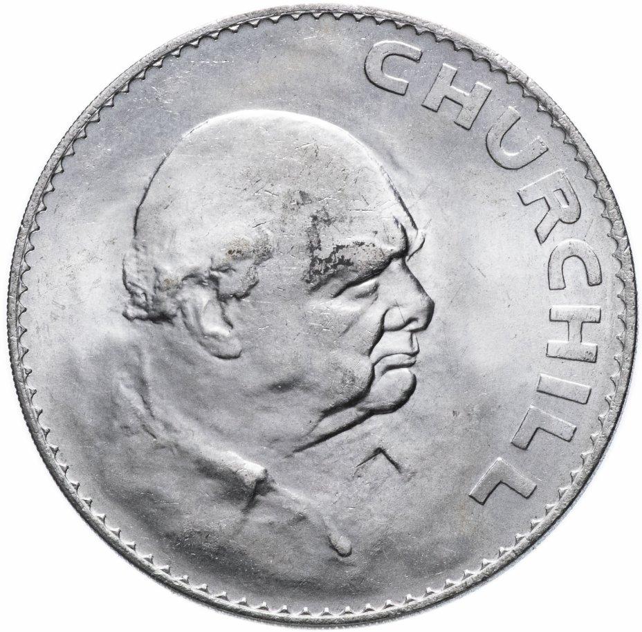 купить Великобритания 1 крона 1965 Черчилль
