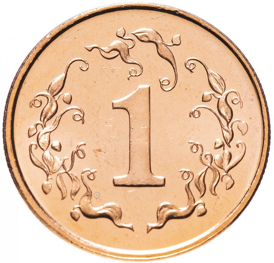 купить Зимбабве 1 цент (cent) 1997