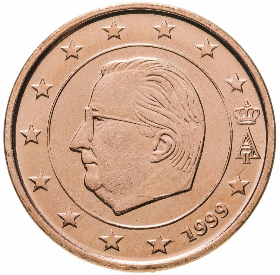 купить Бельгия 5 центов (cents) 1999