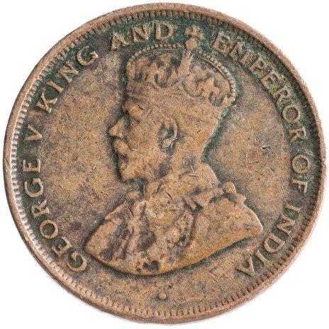 купить Цейлон 1 цент 1925