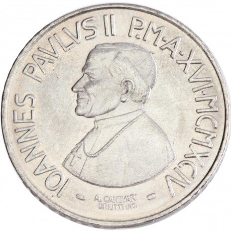 купить Ватикан 100 лир 1994