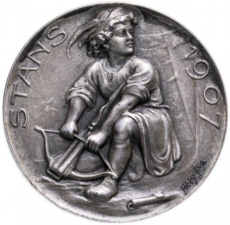 """купить Медаль """"Швейцария. Кантон Нидвальден"""""""