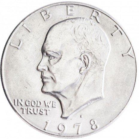 купить США 1 доллар 1978