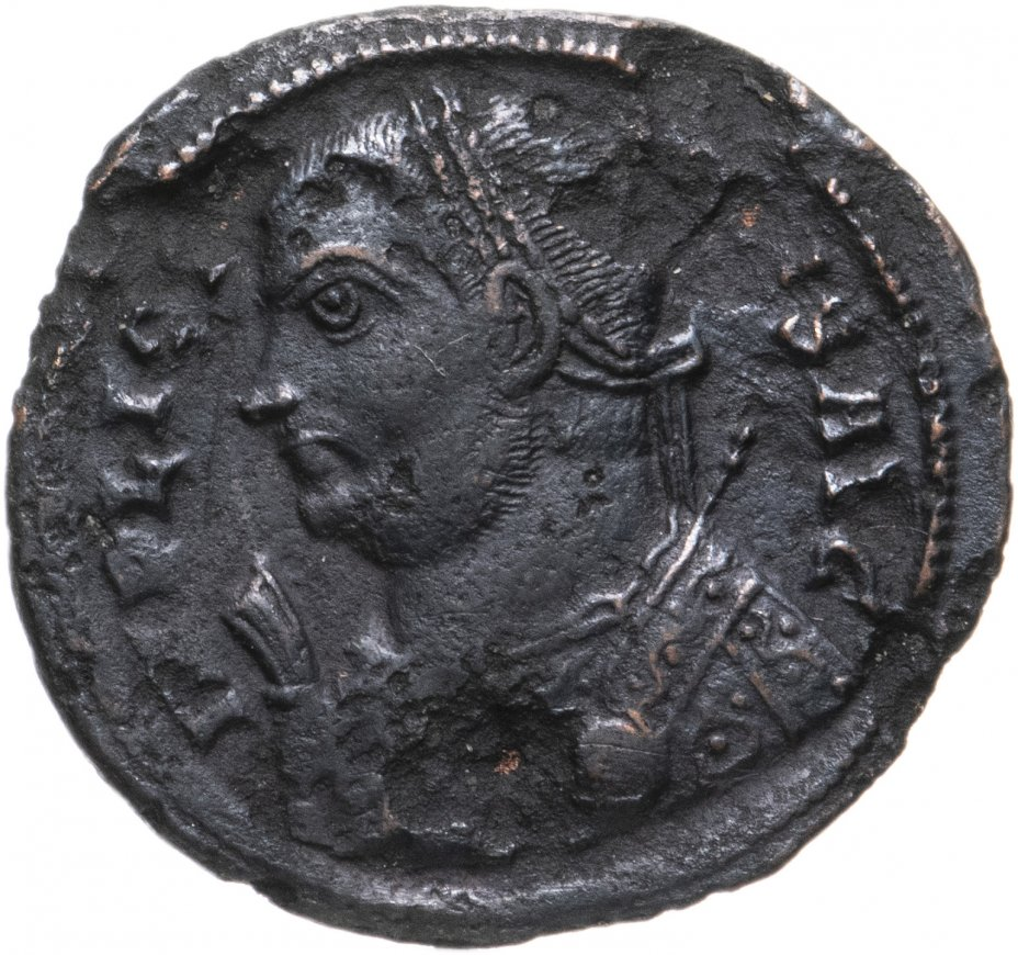 купить Римская империя, Лициний I, 308-324 годы, нуммий.