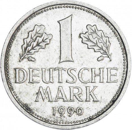 купить Германия 1 марка 1990