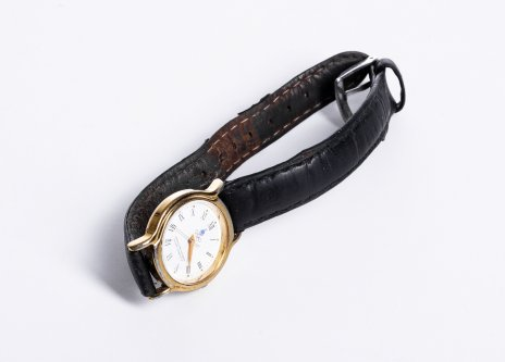 """купить Часы мужские наручные """"Mongolian National Olympic Committee"""", сталь, Швейцария, 1962-1990 г."""