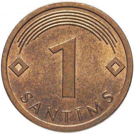 купить Латвия 1 сантим 2008
