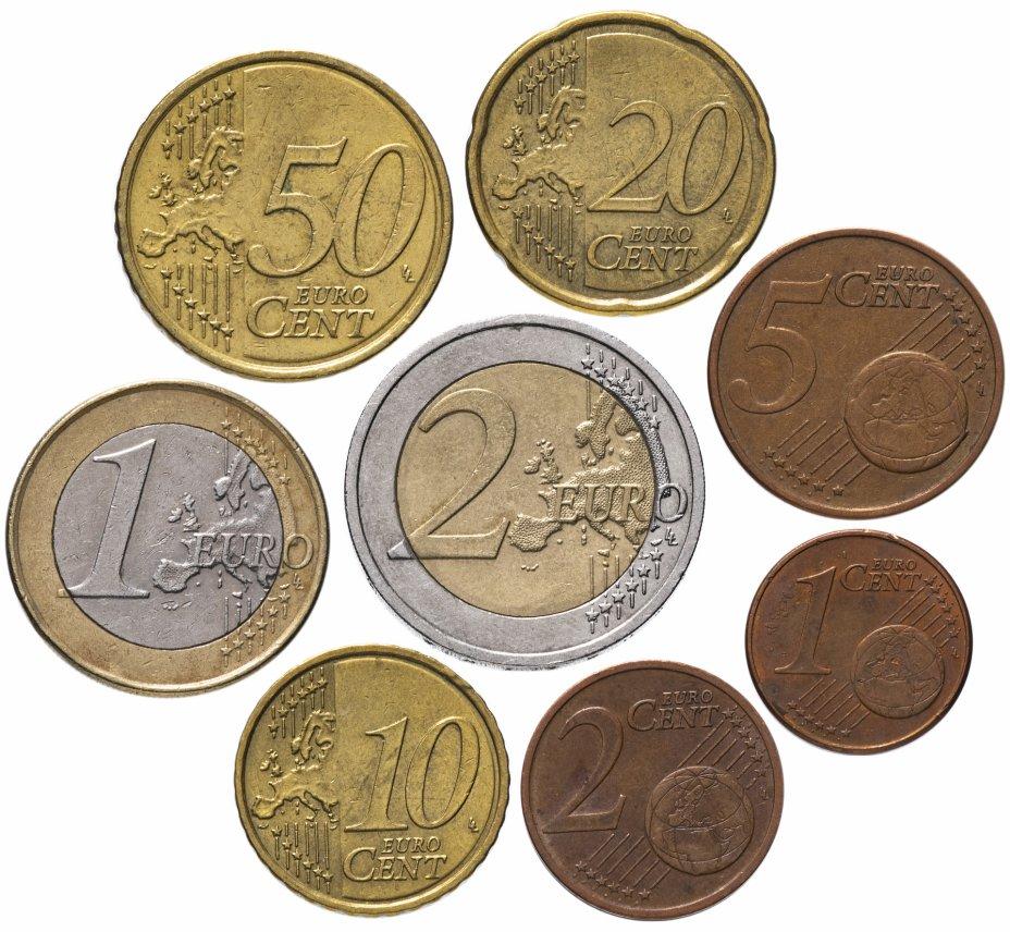 купить Словакия полный годовой набор евро для обращения 2009 (8 штук, VF-XF)