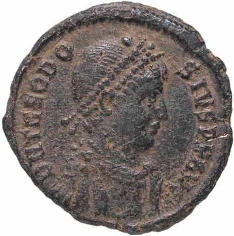 купить Римская империя, Феодосий I Великий, 379-395 годы, майорина.