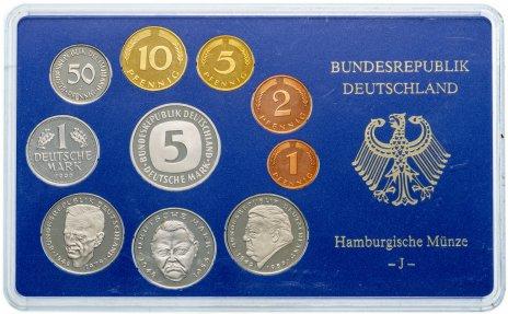купить Германия набор из 10 монет 1990