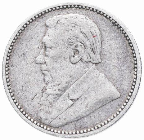 купить ЮАР 6 пенсов 1896