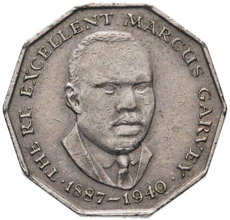 купить Ямайка 50 центов (cents) 1975-1990, случайная дата