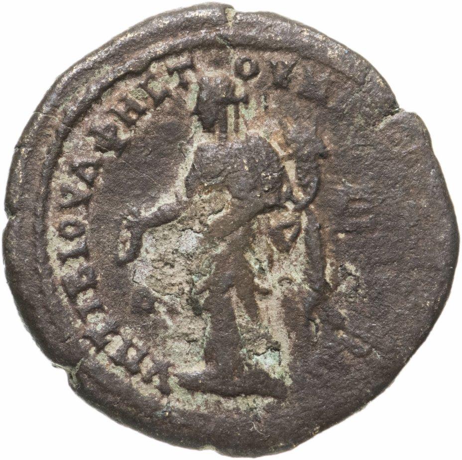 купить Римская империя, провинция Нижняя Мезия, Александр Север и Юлия Мамея, 222-235 годы, Пентассарий. (Гомоноя) персонификация Согласия
