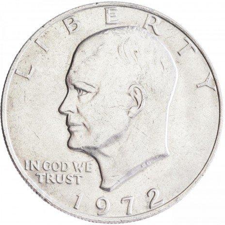 купить США 1 доллар 1972