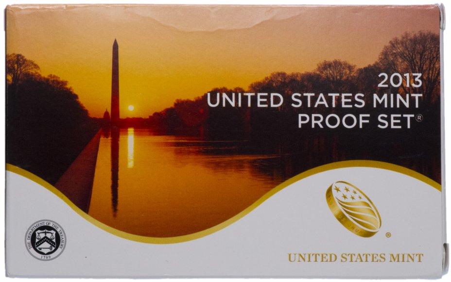 купить США набор монет 2013 S (14 монет)