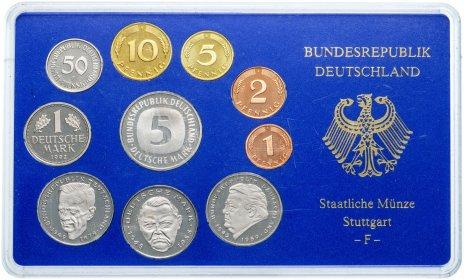 купить Германия набор из 10 монет 1992