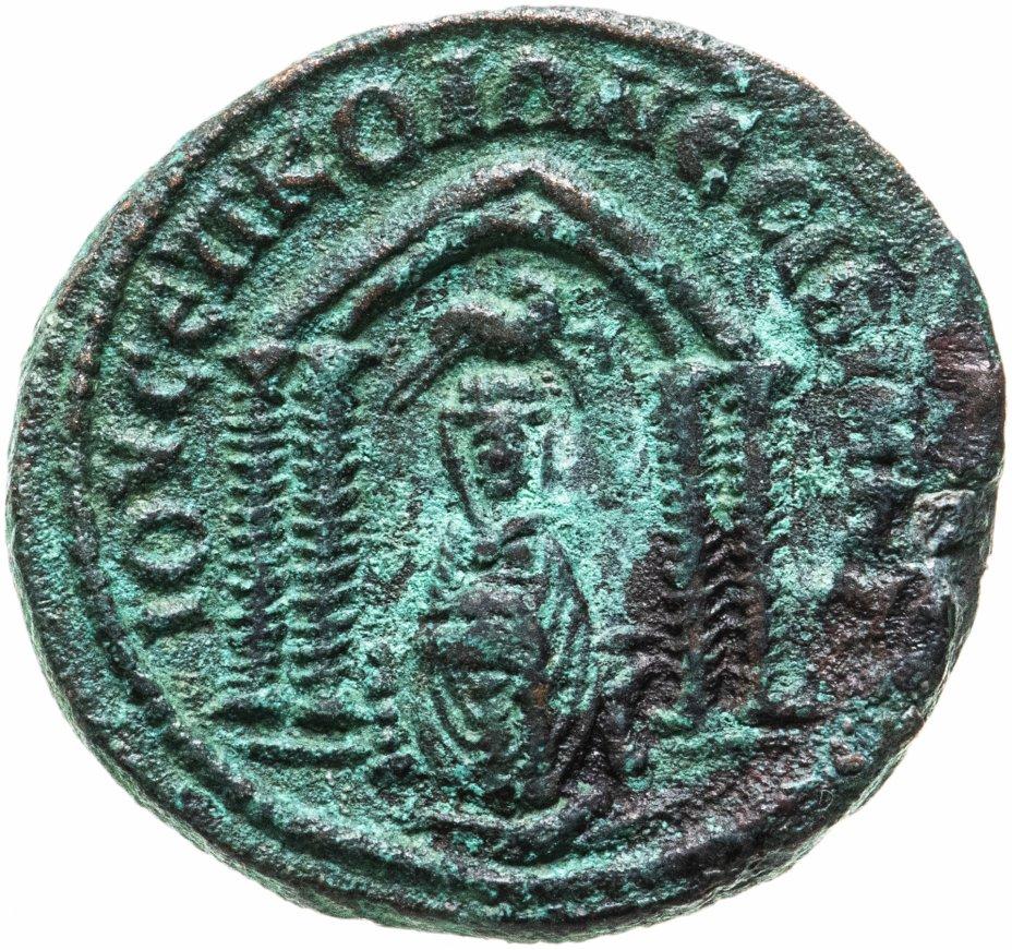 """купить Римская империя, провинция Месопотамия, Отацилия Севера, жена Филиппа I Араба, Диассарий. (Нусайбин, Сирия """"Эль-Камышлы"""") АЕ Диассарий"""