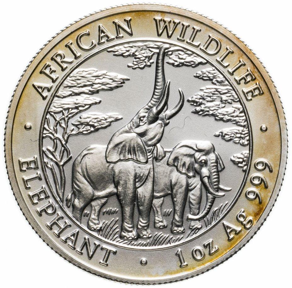 купить Замбия 5000 квач (kwacha) 2003  Дикая природа Африки - Слоны